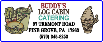 Buddy's Log Cabin Catering